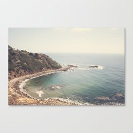 Peaceful Places, My Serenity. Canvas Print