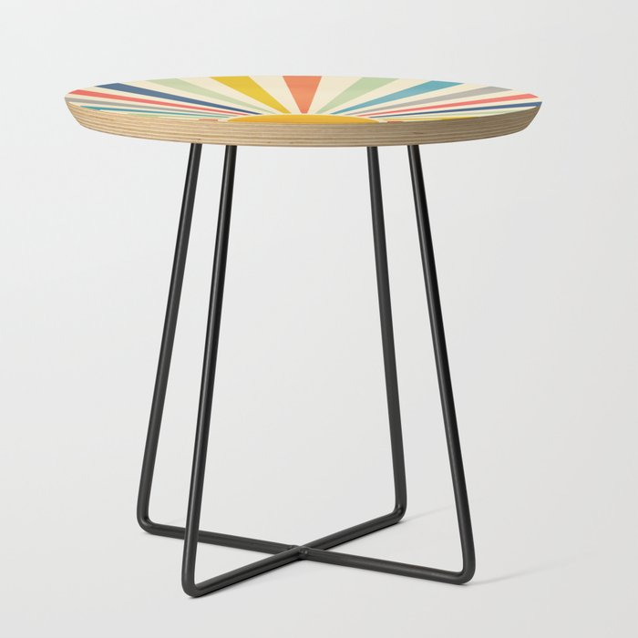 Sun_Retro_Art_III_Side_Table_by_Nadja__Black__Round
