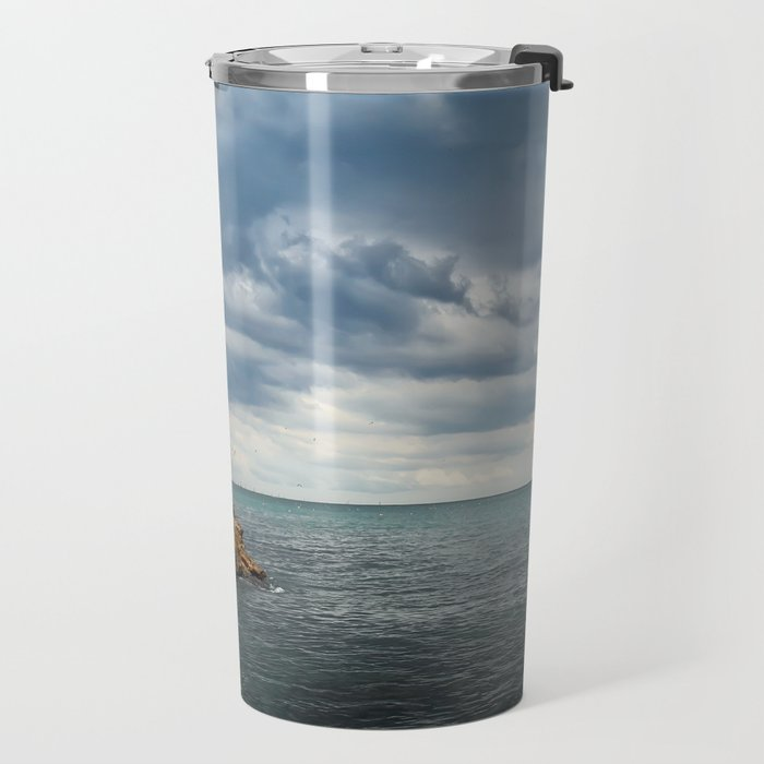 seascape Travel Mug