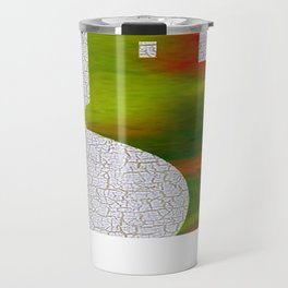 Colorful Art El Morro Travel Mug