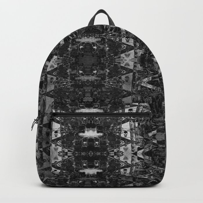 Catedral De La Luna: Skull Chamber Backpack