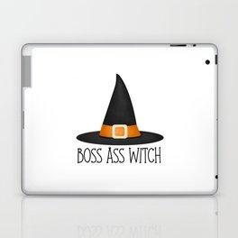 Boss Ass Witch Laptop & iPad Skin