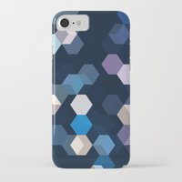 honeycomb iPhone & iPod Cases featuring HONEYCOMB by ED design for fun