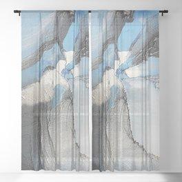 Fleur Sheer Curtain