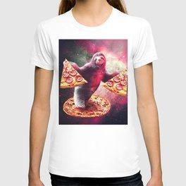 Pizza Sloth T-shirt