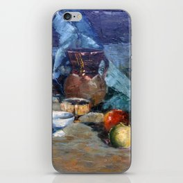 Bodegón a espátula/Natureza morta/Still life iPhone Skin