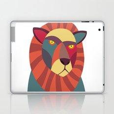 Hipster Lion Laptop & iPad Skin