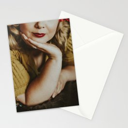 Sitting pretty Stationery Cards