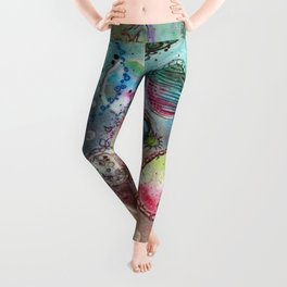 garden of universe Leggings