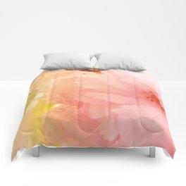Cherry Blossom Glow Comforters