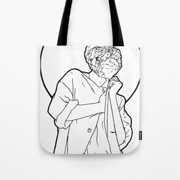 Mineral Woman Tote Bag