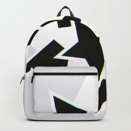 Coloured Nightmare? Logo Backpack