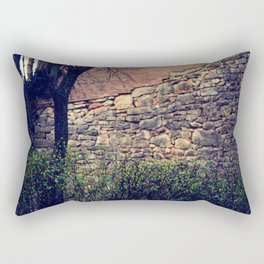 Old town Rectangular Pillow