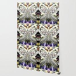 A Little Abstract Butterfly Wallpaper