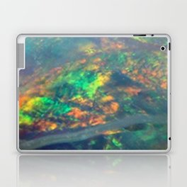 Fire Opal Laptop & iPad Skin