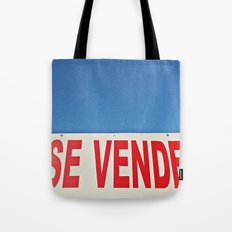 Sold piece of heaven Tote Bag