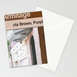 Lincoln Park Armitage Stationery Cards