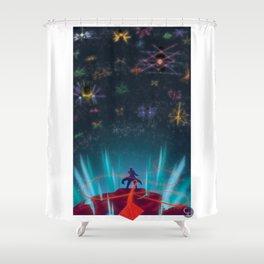 Ravanger Farewell Shower Curtain
