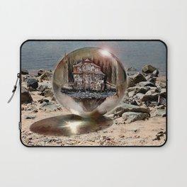 Die Strandkugel ! Laptop Sleeve