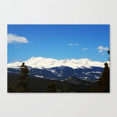 Golden Canyon State Park Canvas Print