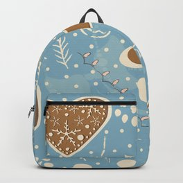 Gingerbread Cookies Backpack