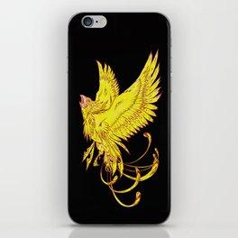 Bird of Fantasy Phoenix iPhone Skin
