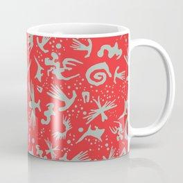 Moonchild TribalCayenne Red Coffee Mug