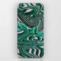 palms iPhone & iPod Skins featuring Palms by Katekima