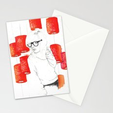 Solitudine Stationery Cards