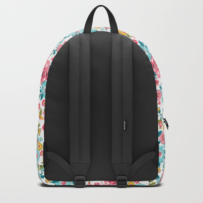 Ditsy Floral Backpack