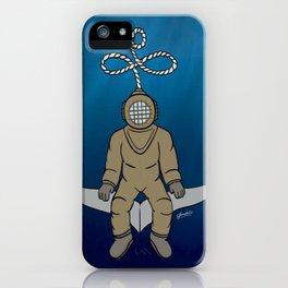 D.I.V.E.R iPhone Case
