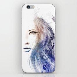 Creative Mind iPhone Skin