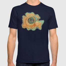 Tree Stump Series 3 - Illustration T-shirt