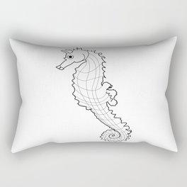 Sea Horsh Rectangular Pillow