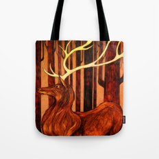 La Majesté du Cerf (The Proud Stag) Tote Bag