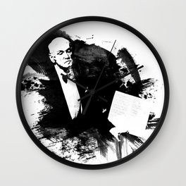 Sviatoslav Richter Wall Clock