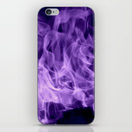 Magic Flames iPhone Skin