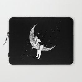 Moon Lover Laptop Sleeve