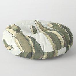 Desert Cactus 2 Floor Pillow