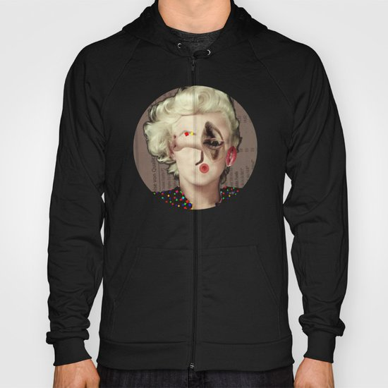 Mix Marilyn Collage 2 Hoody