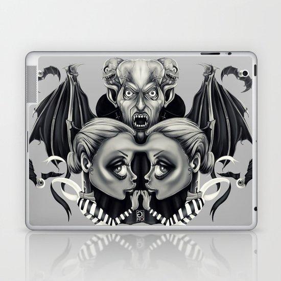 """Tattoeums VII"" Laptop & iPad Skin"