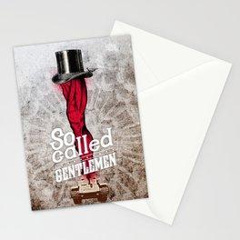 gentlemen Stationery Cards