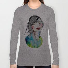 Kindness is an inner desire Long Sleeve T-shirt