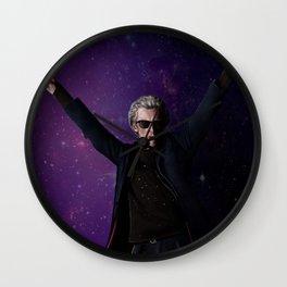 Doctor Disco Wall Clock