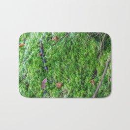 Moss in France Bath Mat