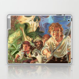 Monkey Island Laptop & iPad Skin