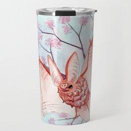 cherry bat Travel Mug