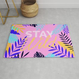 Stay Wild Rug