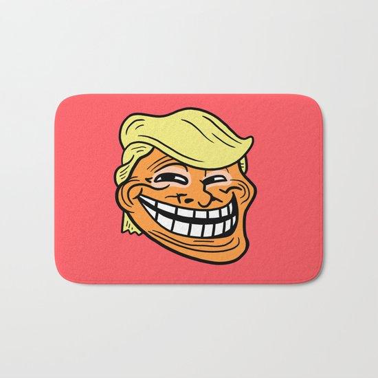 Trollin' Trump Bath Mat