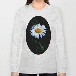 A daisy a day keeps the blues away Long Sleeve T-shirt